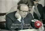 Image of Watergate scandal Washington DC USA, 1974, second 8 stock footage video 65675057099