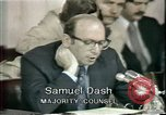 Image of Watergate scandal Washington DC USA, 1974, second 9 stock footage video 65675057099