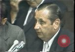 Image of Watergate scandal Washington DC USA, 1974, second 2 stock footage video 65675057100