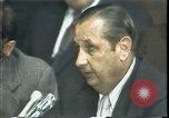 Image of Watergate scandal Washington DC USA, 1974, second 4 stock footage video 65675057100