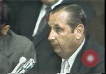 Image of Watergate scandal Washington DC USA, 1974, second 9 stock footage video 65675057100