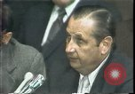Image of Watergate scandal Washington DC USA, 1974, second 10 stock footage video 65675057100
