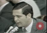 Image of Watergate scandal Washington DC USA, 1974, second 2 stock footage video 65675057101