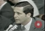 Image of Watergate scandal Washington DC USA, 1974, second 3 stock footage video 65675057101