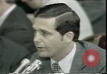 Image of Watergate scandal Washington DC USA, 1974, second 4 stock footage video 65675057101