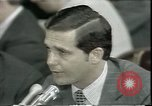 Image of Watergate scandal Washington DC USA, 1974, second 6 stock footage video 65675057101