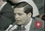 Image of Watergate scandal Washington DC USA, 1974, second 7 stock footage video 65675057101