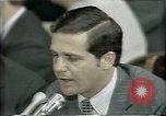 Image of Watergate scandal Washington DC USA, 1974, second 11 stock footage video 65675057101