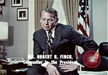 Image of President Richard Nixon Washington DC USA, 1972, second 5 stock footage video 65675057104