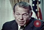Image of President Richard Nixon Washington DC USA, 1972, second 7 stock footage video 65675057104