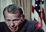 Image of President Richard Nixon Washington DC USA, 1972, second 8 stock footage video 65675057104