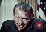 Image of President Richard Nixon Washington DC USA, 1972, second 9 stock footage video 65675057104
