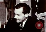 Image of Richard Nixon Washington DC USA, 1960, second 10 stock footage video 65675057105