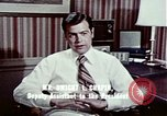 Image of President Richard Nixon Washington DC USA, 1972, second 2 stock footage video 65675057107