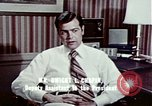Image of President Richard Nixon Washington DC USA, 1972, second 3 stock footage video 65675057107