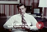 Image of President Richard Nixon Washington DC USA, 1972, second 4 stock footage video 65675057107
