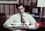 Image of President Richard Nixon Washington DC USA, 1972, second 6 stock footage video 65675057107