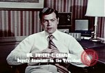 Image of President Richard Nixon Washington DC USA, 1972, second 7 stock footage video 65675057107