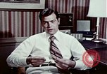 Image of President Richard Nixon Washington DC USA, 1972, second 9 stock footage video 65675057107