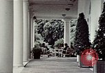 Image of President Richard Nixon Washington DC USA, 1972, second 6 stock footage video 65675057108
