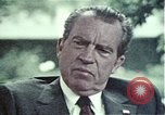 Image of President Richard Nixon Washington DC USA, 1972, second 8 stock footage video 65675057108