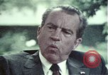 Image of President Richard Nixon Washington DC USA, 1972, second 9 stock footage video 65675057108