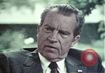 Image of President Richard Nixon Washington DC USA, 1972, second 10 stock footage video 65675057108