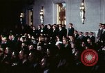 Image of graduation ceremony Washington DC USA, 1971, second 6 stock footage video 65675057133