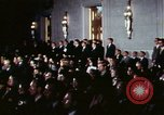 Image of graduation ceremony Washington DC USA, 1971, second 8 stock footage video 65675057133