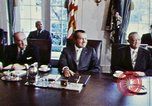 Image of President Richard Nixon Washington DC USA, 1971, second 1 stock footage video 65675057134