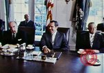Image of President Richard Nixon Washington DC USA, 1971, second 3 stock footage video 65675057134