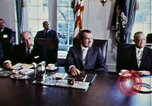 Image of President Richard Nixon Washington DC USA, 1971, second 4 stock footage video 65675057134