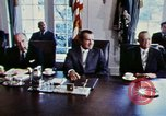Image of President Richard Nixon Washington DC USA, 1971, second 7 stock footage video 65675057134