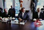 Image of President Richard Nixon Washington DC USA, 1971, second 9 stock footage video 65675057134