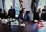 Image of President Richard Nixon Washington DC USA, 1971, second 10 stock footage video 65675057134