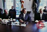 Image of President Richard Nixon Washington DC USA, 1971, second 12 stock footage video 65675057134