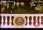 Image of Agnew swearing-in Washington DC USA, 1973, second 2 stock footage video 65675057168