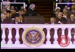 Image of Inaugural ceremony prayer Washington DC USA, 1973, second 9 stock footage video 65675057169