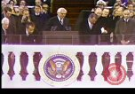 Image of Nixon inaugural Washington DC USA, 1973, second 1 stock footage video 65675057170