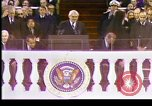 Image of Nixon inaugural Washington DC USA, 1973, second 2 stock footage video 65675057170