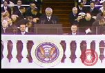 Image of Nixon inaugural Washington DC USA, 1973, second 5 stock footage video 65675057170
