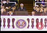 Image of Nixon inaugural Washington DC USA, 1973, second 8 stock footage video 65675057170