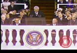 Image of Nixon inaugural Washington DC USA, 1973, second 9 stock footage video 65675057170