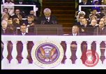Image of Nixon inaugural Washington DC USA, 1973, second 11 stock footage video 65675057170