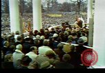 Image of Nixon takes oath Washington DC USA, 1973, second 1 stock footage video 65675057171