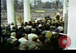 Image of Nixon takes oath Washington DC USA, 1973, second 2 stock footage video 65675057171