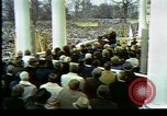 Image of Nixon takes oath Washington DC USA, 1973, second 6 stock footage video 65675057171