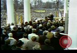 Image of Nixon takes oath Washington DC USA, 1973, second 7 stock footage video 65675057171