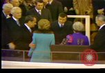 Image of Nixon second inaugural Washington DC USA, 1973, second 1 stock footage video 65675057175