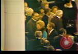 Image of Nixon second inaugural Washington DC USA, 1973, second 6 stock footage video 65675057175